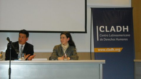 Conferencia sobre el rol de la CIDH en la protección de los derechos fundamentales