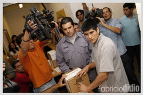 La Cámara Nacional Electoral hizo efectivo el derecho a votar de los detenidos sin condena