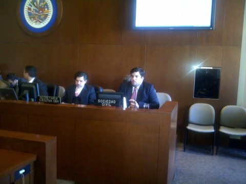 El CLADH presenta sus propuestas al Grupo de Trabajo Especial de la OEA