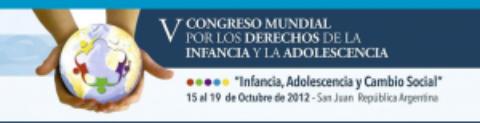 El CLADH participa del V Congreso mundial por los derechos de los niños niñas y adolescentes