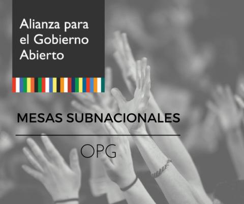 El CLADH presente: Co-creando las Metas Subnacionales para el 3er Plan de Acción de Gobierno Abierto.
