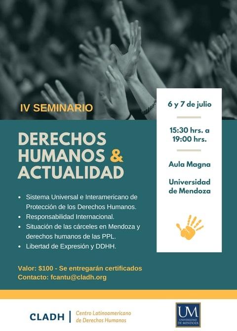 Seminario Derechos Humanos & Actualidad 2017 (3)