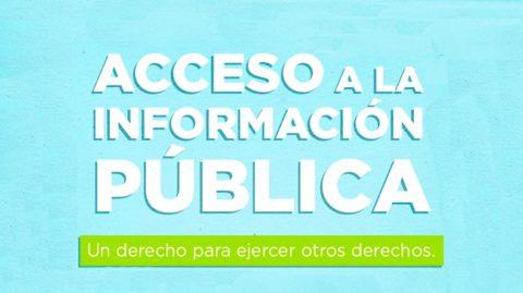 Organizaciones de la Sociedad Civil exigen la pronta sanción de Ley Provincial de Acceso a la Información Pública (AIP)