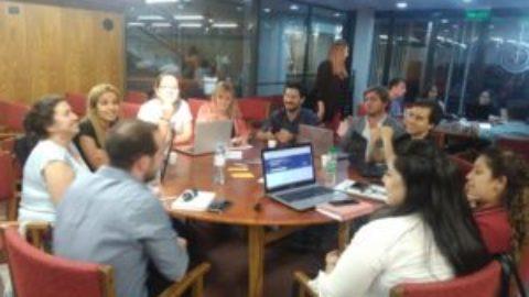 Primera reunión infomediarios & datos abiertos